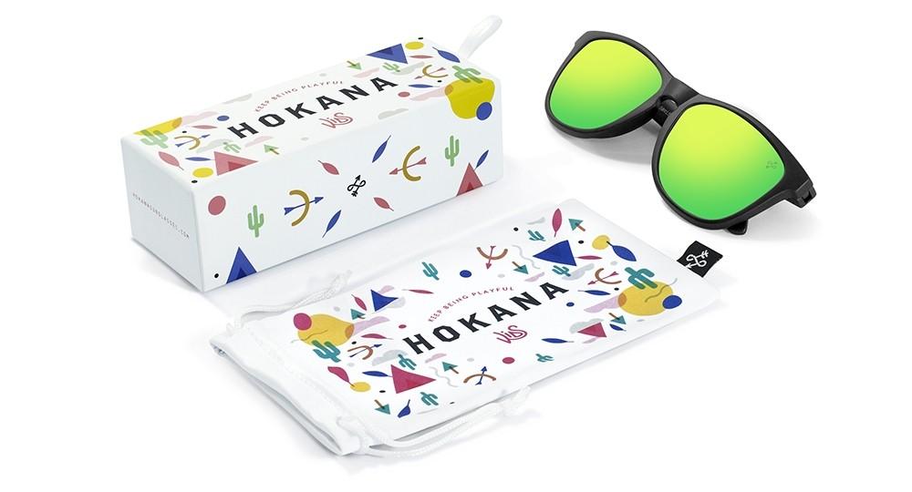 Packaging divertido niños gafas de sol infantiles
