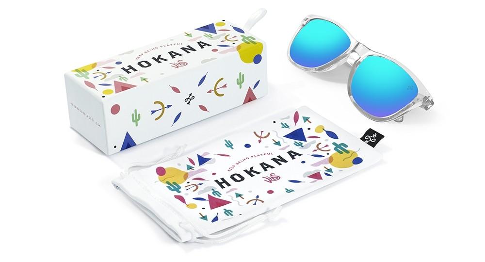 Packaging divertido gafas de sol niños y niñas