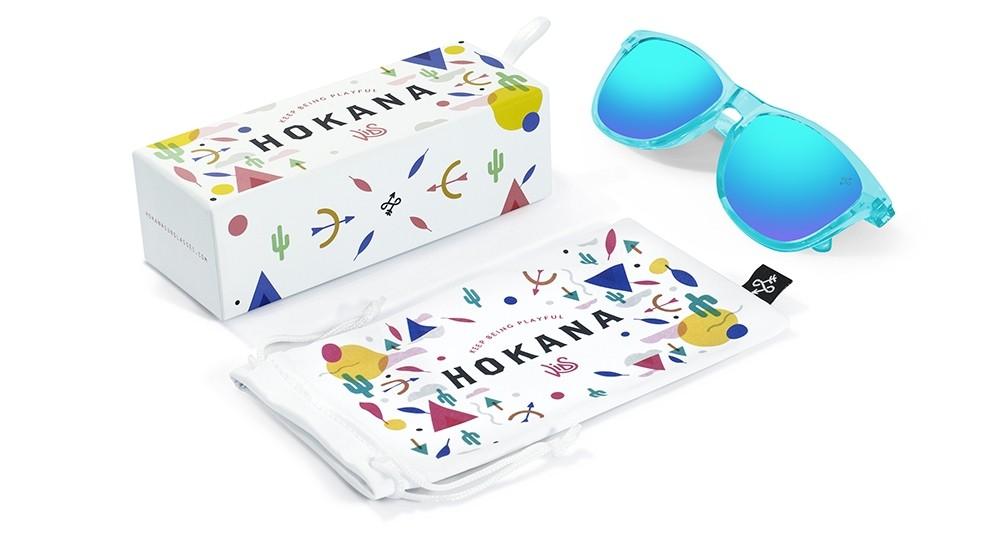 Packaging divertido niños y niñas gafas de sol