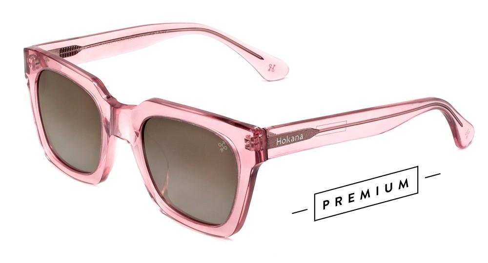 Gafas de sol premium calidad y moda Hokana Karok rosa