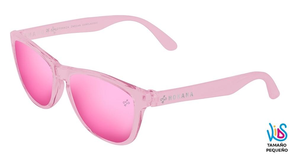 Gafas de sol baratas de calidad para niños Kids rosa