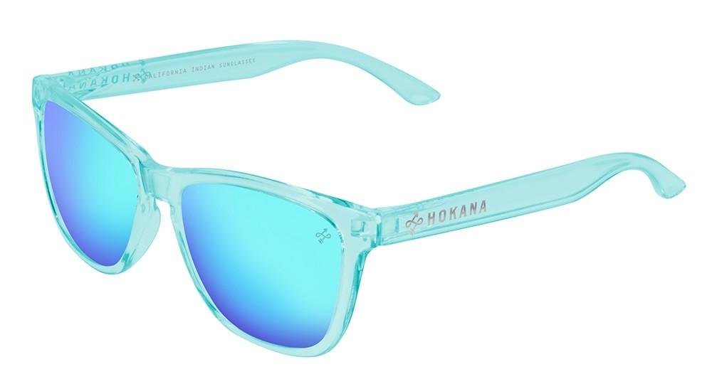 Gafas de sol baratas de calidad Hokana Yana azul