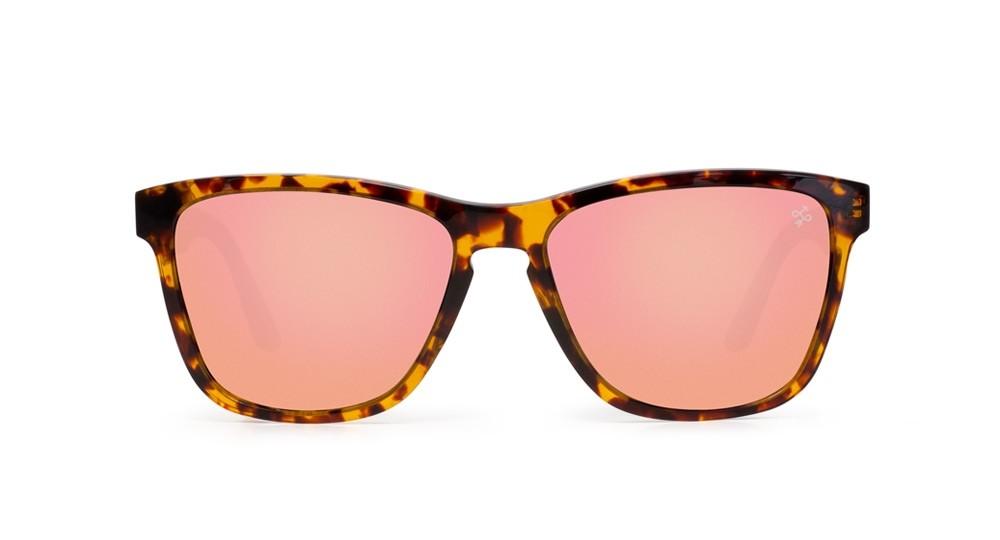 Gafas de sol baratas de calidad para hombre Yuma carey